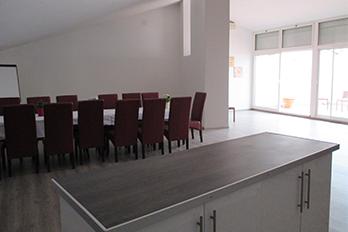 salle de réception Hotel moliere