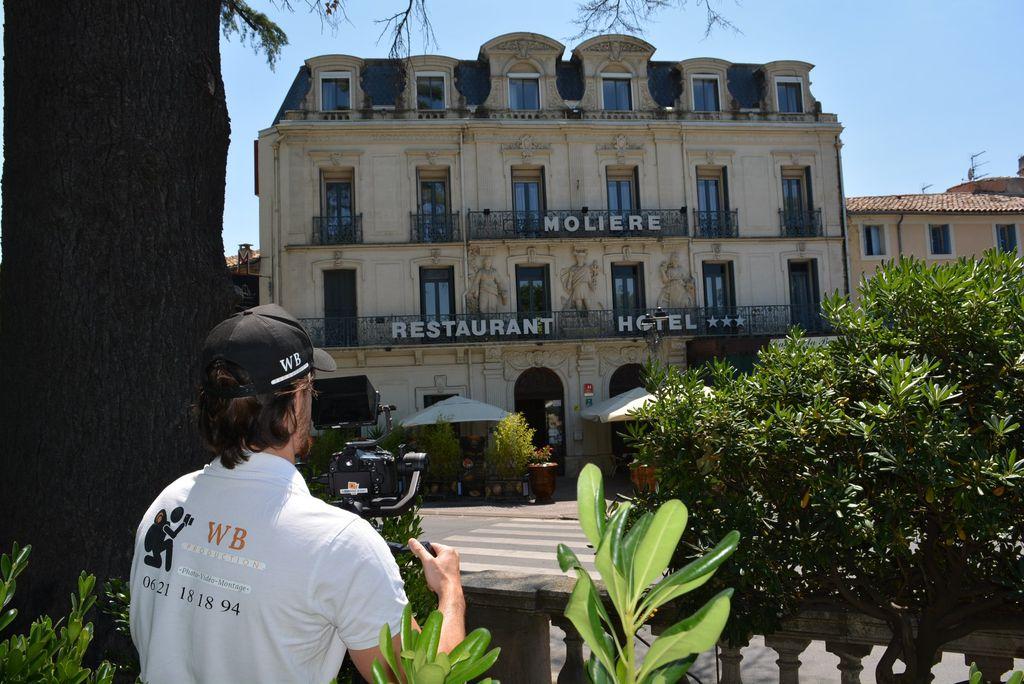 Clip de présentation de notre hôtel