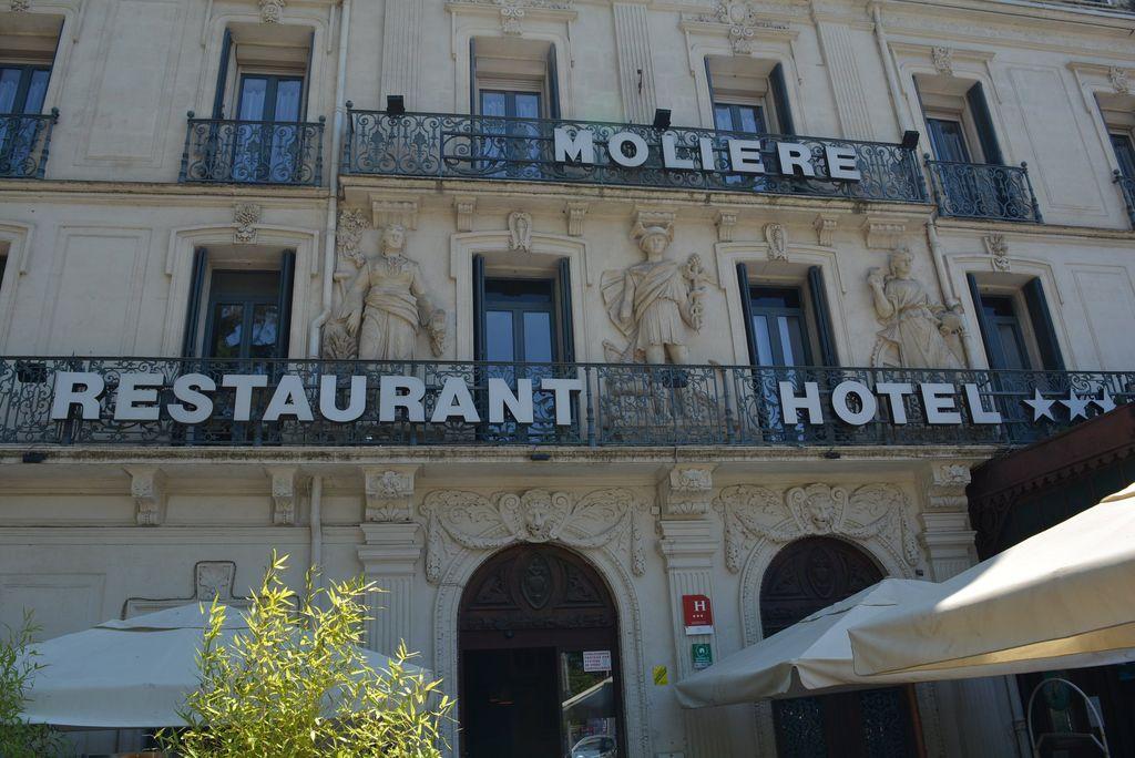 Le Grand Hôtel Molière en vidéo